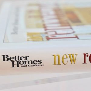 Better Homes & Gardens New Remodeling Book